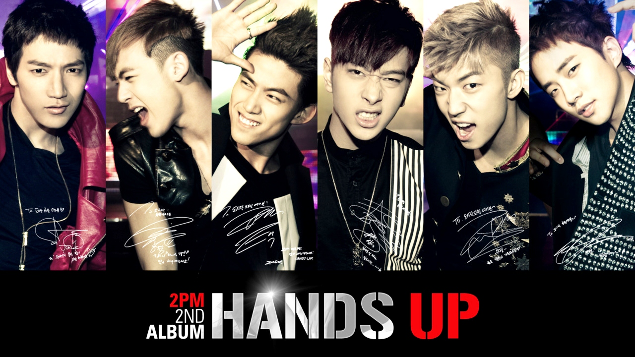 2PM - HANDS UP [ENG/ROM/HAN] - YouTube